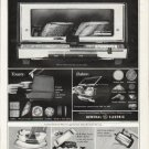 "1964 General Electric Ad ""Toast-R-Oven"""