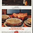 "1964 Campbell's Soup Ad ""always eat better"""