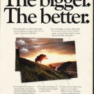 "1980 Fotomat Ad ""The bigger"""
