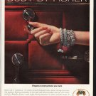 """1965 Body by Fisher Ad """"Elegance"""""""