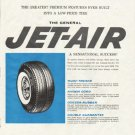 "1961 General Tire & Rubber Company Ad ""Premium Features"""