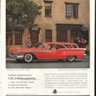 """1958 Oldsmobile Ad """"They've discovered"""" ~ (model year 1958)"""
