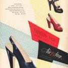 """1948 Air Step Shoes Ad """"Fashion Fair"""""""