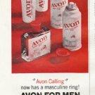 "1964 Avon Ad ""Avon Calling"""