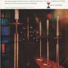 """1958 Alcoa Aluminum Ad """"Forecast"""""""