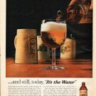 "1961 Olympia Beer Ad ""still, today"""