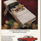 """1965 Rambler Ad """"If you didn't know Classics"""" ~ (model year 1965)"""