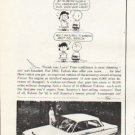 "1962 Ford Falcon Ad ""Thank you, Lucy"" ~ (model year 1962)"
