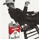 "1963 Marlboro Ad ""settle back"""