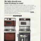 """1964 Tappan Ad """"No lady"""""""