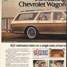 """1980 Chevrolet Wagon Ad """"diesel power"""" ~ (model year 1980)"""