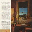 """1961 Caterpillar Ad """"30 million people"""""""