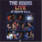 Davies) Kinks Live At Kelvin Hall Sealed Spain Cassette