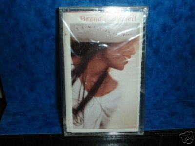 R&B) Brenda Russell Kiss Me With The Wind Sealed  '90 Cassette
