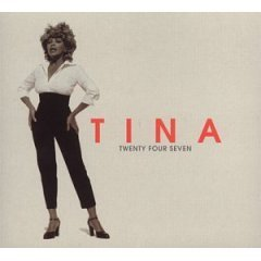 R&B Rock) Tina Turner 24-7 New 2000 Promo Flat