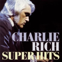 Country) Charlie Rich Super Hits VG+ '88 Cassette