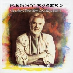 Country) Kenny Rogers They Don't Make Them... VG+ German RCA Cassette