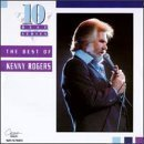 Country) Best Of Kenny Rogers VG+ Cassette