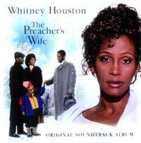 R&B Gospel) Whitney Houston Preachers Wife Mint op Hologram Cover CD