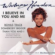 R&B Gospel) Whitney Houston I Believe In... 5 Track op PS CD Single