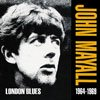 blues) John Mayall London Years New op Promo Pinback