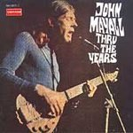 Blues) John Mayall Thru The Years New op Promo Pinback