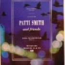 Punk) Patti Smith Mint op '96 Warfield Concert Limited Edition Poster