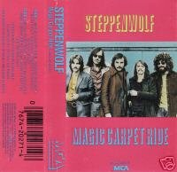 John Kay & Steppenwolf Magic Carpet Ride Sealed op Cassette