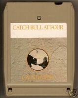 Cat Stevens Catch Bull At Four EX 8 Track Tape