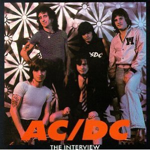 AC DC Interview New op '92 UK CD