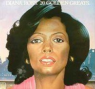 Supremes R&B) Diana Ross 20 Golden Greats Mint op Motown Spain LP