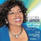 "R&B DJ Dance) Gloria Gaynor Just Keep Thinging About You New PS 12"" Remix Set"