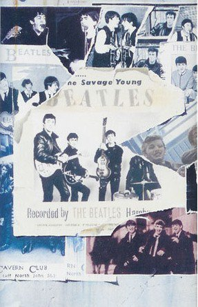 Beatles Anthology 1 EX '95 Apple/EMI Indonesia Cassette/Part 1