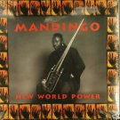 Africa World) Mandingo New World Power VG+ '90 LP