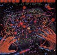 Humble Pie) Peter Frampton Art Of Control VG+ op '82 LP