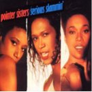 R&B) Pointer Sisters Serious Slammin' Sealed op '87 LP