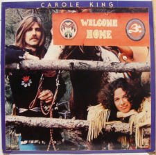 Carole King Welcome Home EX op '78 Canada LP