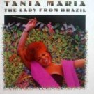 Latin World) Tania Maria The Lady From Brazil VG+ '86 LP