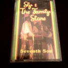 R&B Rock) Sly & The Family Stone Seventh Son  Cassette