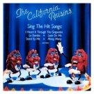 Buddy Miles & California Raisins Sing The Hits Sealed LP & Poster