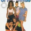 Pop) Spice Girls Unofficial EX op '96 UK Book