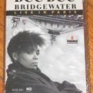 Jazz) Dee Dee Bridgewater Live In Paris VG+ '89 HQ Cassette