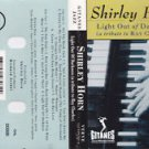 Jazz) Shirley Horn Light Out Of Darkness  VG+ '93 Chrome Cassette
