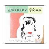 Jazz) Shirley Horn I Love Paris VG+ '94 Chrome Cassette