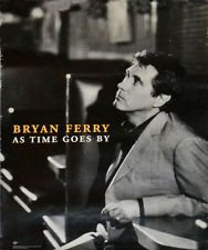 Roxy Music) Bryan Ferry As Time Goes By New op '99 Promo Poster