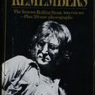 Beatles) John Lennon Remembers op REISSUE Paperback Book