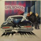 Girlschool Hit & Run VG+ op '81 Canada LP