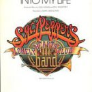Beatles Got To Get You Into My Life VG op '78 PS Sheet Music