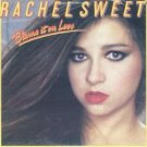 pop new wave) Rachel Sweet Blame It On Love 1982 Pop Punk LP (Vinyl New)