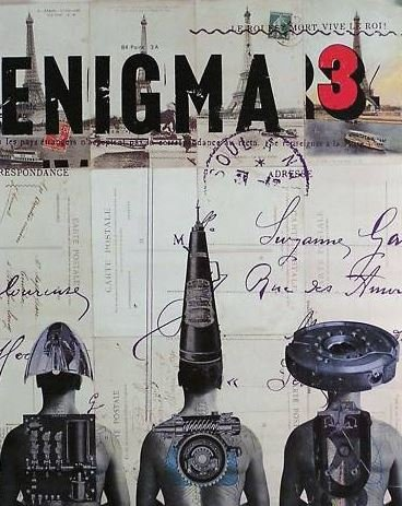 Ambient Electronic) Enigma: 3 Les Roi Est Mort Vive Le Roi New op '96 Promo Flat